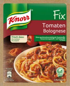 Knorr Fix Tomaten Bolognese 47 g