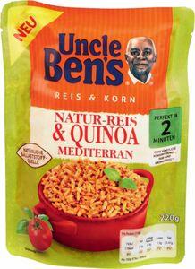 Uncle Ben's Express Natur-Reis Quinoa Mediterran 220g