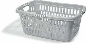 Priva Wäschekorb - Manhatten grau