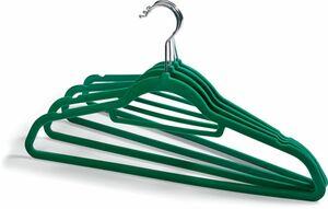 Dekor Kleiderbügel, 6er Pack - grün