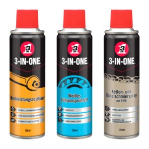 3-in-one Spray