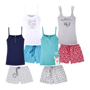 QUEENTEX     Sommer-Pyjama