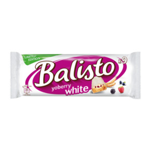 Balisto yoberry white