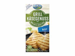 Grill-Käsegenuss