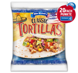 MIKE MITCHELL'S Tortillas