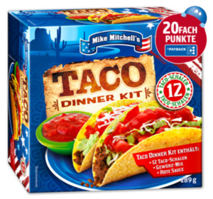 MIKE MITCHELL'S Taco Dinner Kit