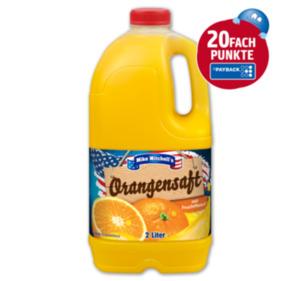MIKE MITCHELL'S Orangensaft