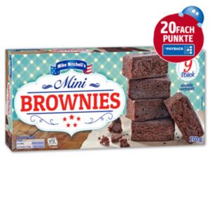 MIKE MITCHELL'S Mini Brownies