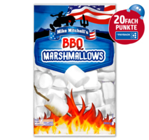 MIKE MITCHELL'S BBQ Marshmallows