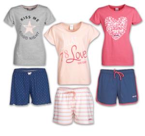 GIN TONIC Damen-Shorty-Pyjama