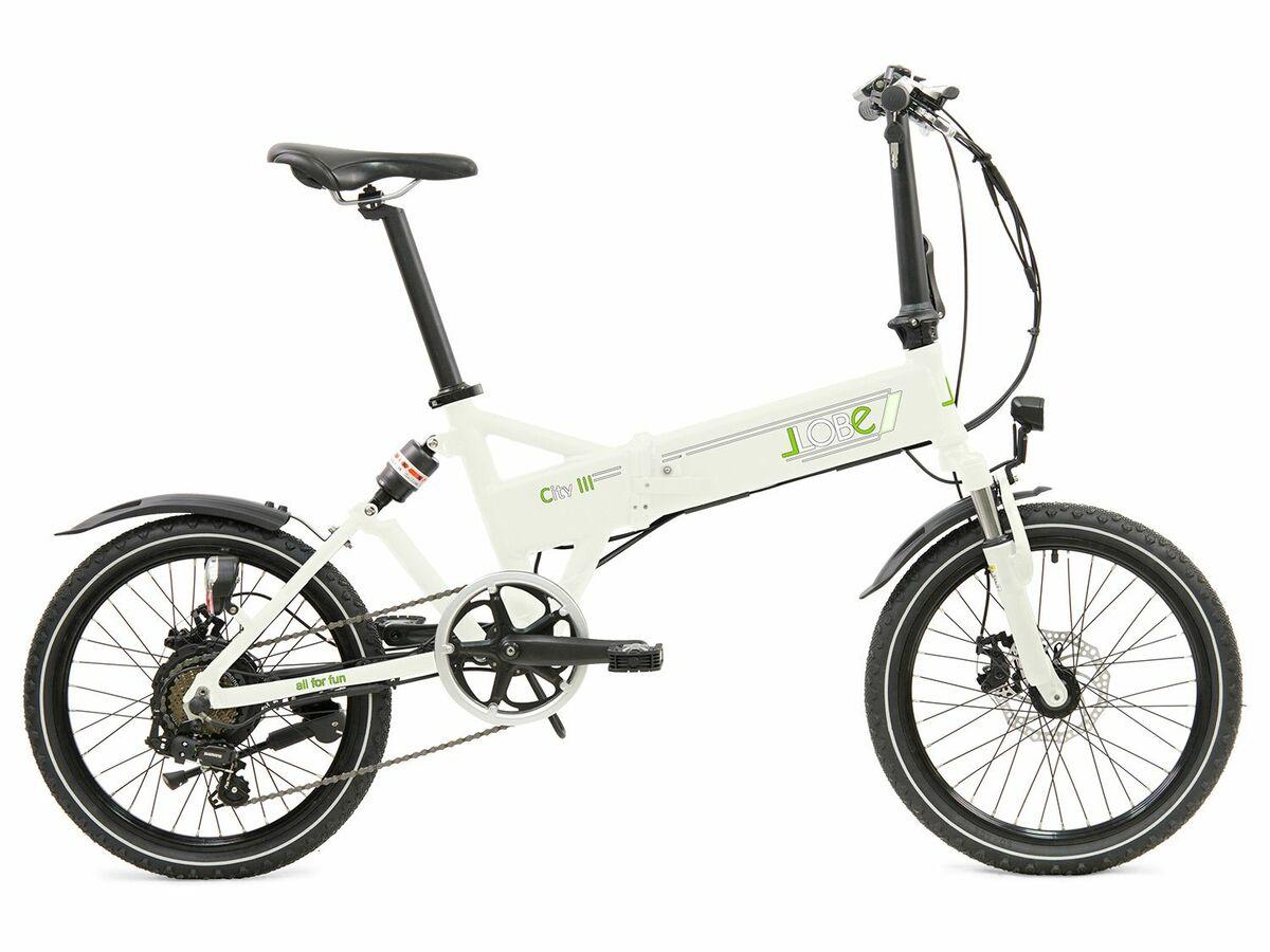 Bild 2 von Llobe E-Bike Klapprad City III, 20 Zoll