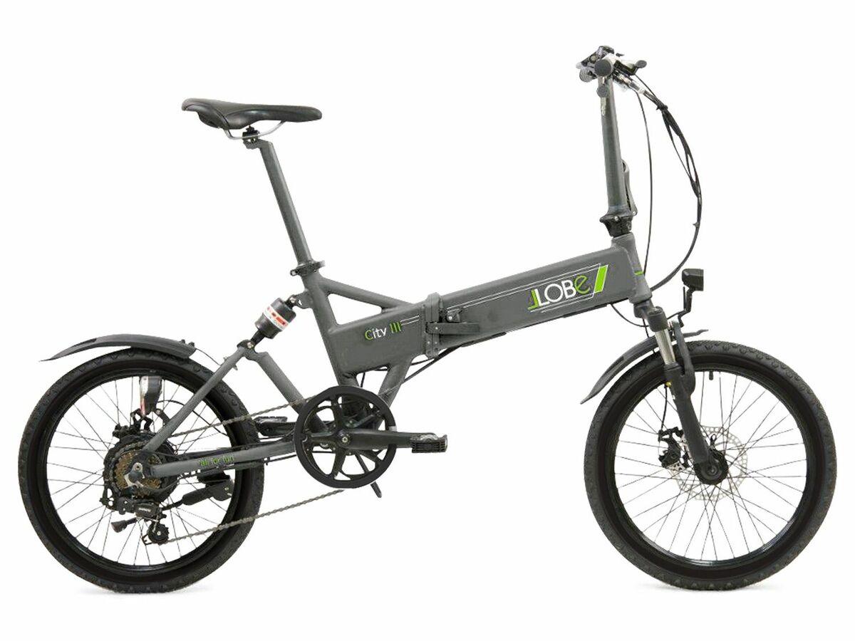 Bild 3 von Llobe E-Bike Klapprad City III, 20 Zoll