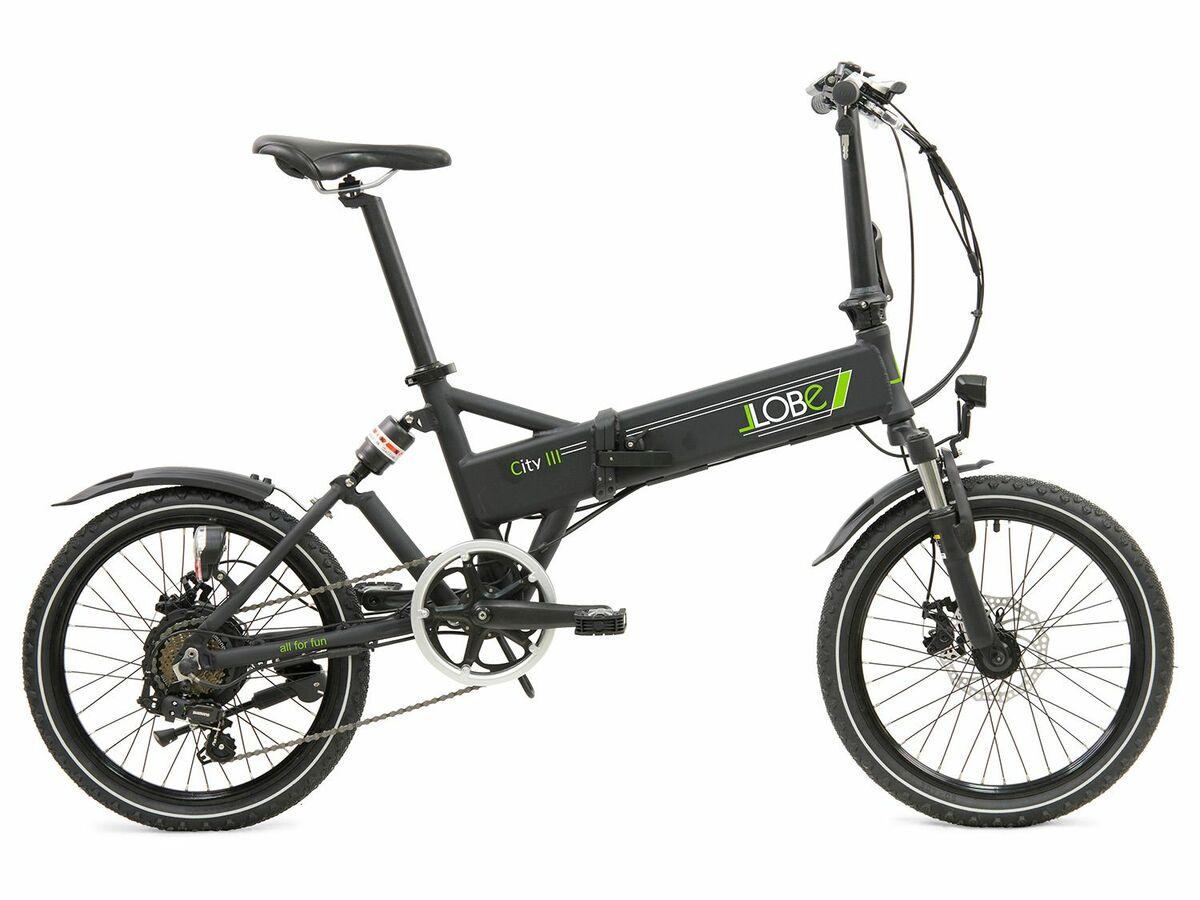 Bild 5 von Llobe E-Bike Klapprad City III, 20 Zoll