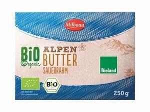 Bioland-Alpenbutter