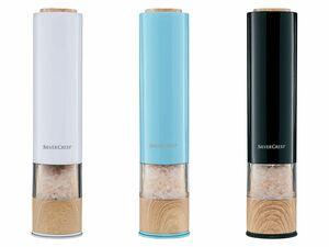 SILVERCREST® Elektrische Salz- oder Pfeffermühle