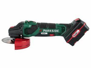 PARKSIDE® Akku-Winkelschleifer PWSA 20-Li B3 + Akku und Ladegerät