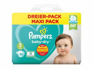 Pampers Baby-Dry Windeln/ Pants
