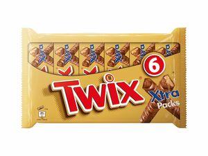 Twix Xtra Packs