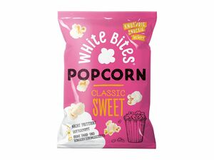 White Bites Popcorn
