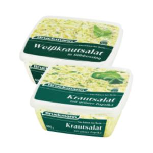 Bruckmann Krautsalat oder Weißkrautsalat