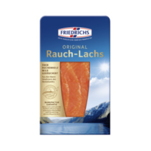 Friedrichs Original Rauch- oder Graved-Lachs