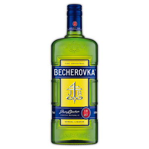 Becherovka Kräuterlikör