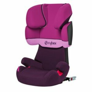 Cybex - Kindersitz Solution X-Fix, Purple Rain