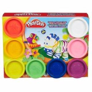 Play-Doh - Regenbogen Starterset, 8-tlg.