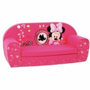 Simba - Minnie Mouse Fashionista Sofa pink