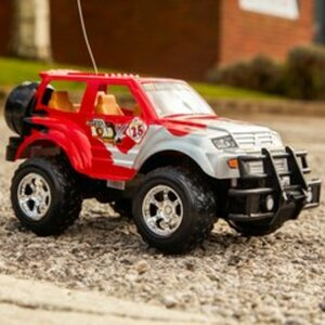 RC Cross Country Jeep