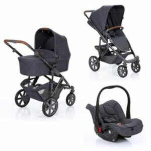 ABC-Design - Travelsystem Salsa 4 All in One, Street