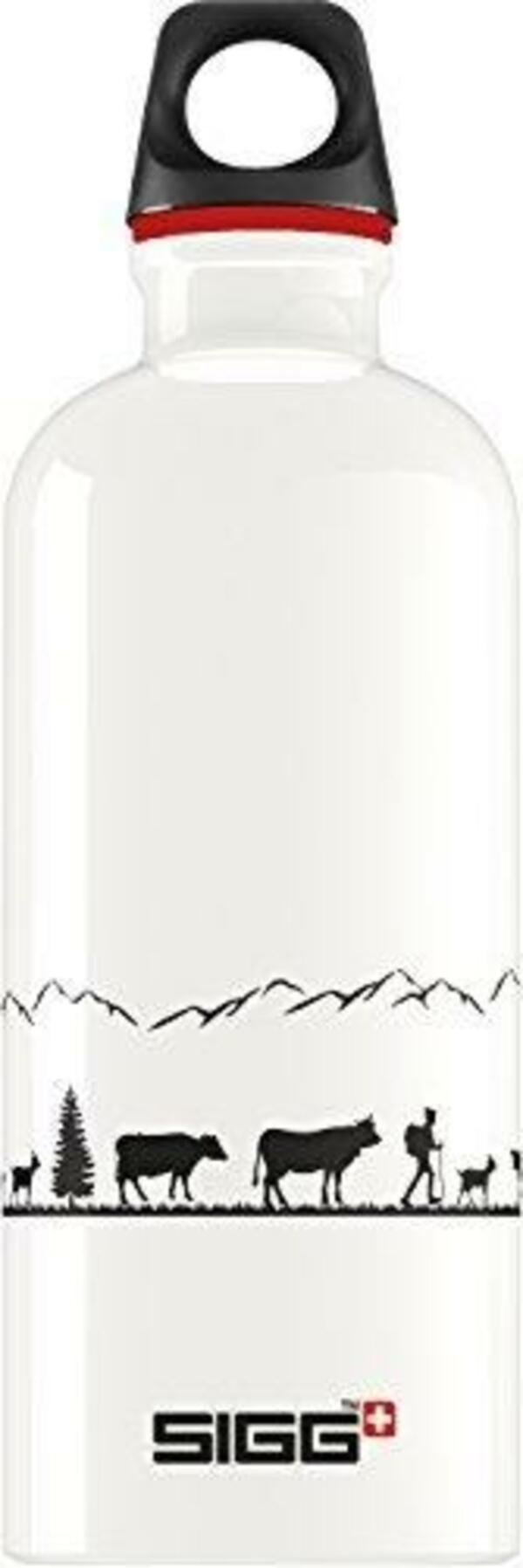 SIGG Trinkflasche Swiss Craft 0.6l