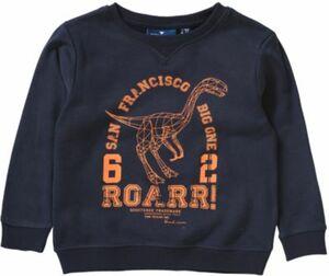 Sweatshirt dunkelblau Gr. 92/98 Jungen Kleinkinder