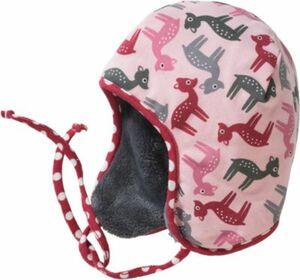 Baby Mütze zum Binden rosa Gr. 47 Mädchen Baby