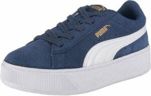 Sneakers Puma Vikky Platform dunkelblau Gr. 30 Mädchen Kinder