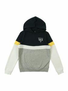 NAME IT Sweatshirt BRUCE Sweatshirts schwarz Gr. 134/140 Mädchen Kinder