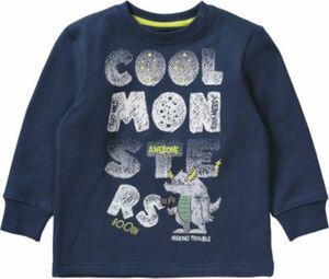 Sweatshirt dunkelblau Gr. 92 Jungen Kleinkinder