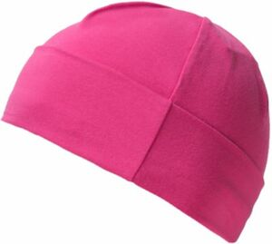 Topfmütze mit UV-Schutz 50+ pink Gr. 51 Mädchen Kleinkinder