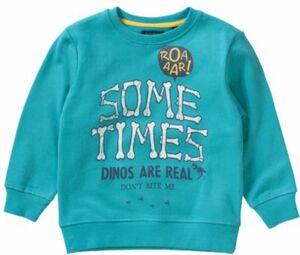 Sweatshirt petrol Gr. 92 Jungen Kleinkinder