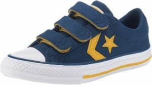 Sneakers STAR PLAYER dunkelblau Gr. 33,5 Jungen Kinder