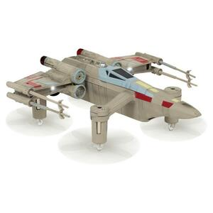 Drohne Star Wars T-65 X-wing in Grau