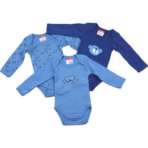 My Baby Lou BABYBODY-SET, Blau