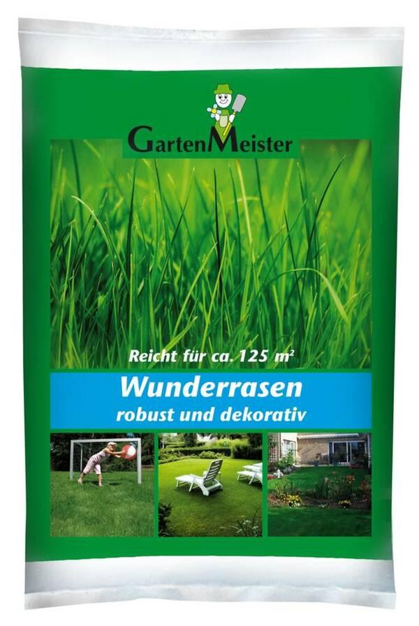 Wunderrasen GM 2,5 kg GartenMeister