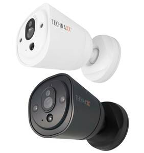 Kabellose HD IP-Überwachungskamera für den Innen- und Außenbereich Technaxx