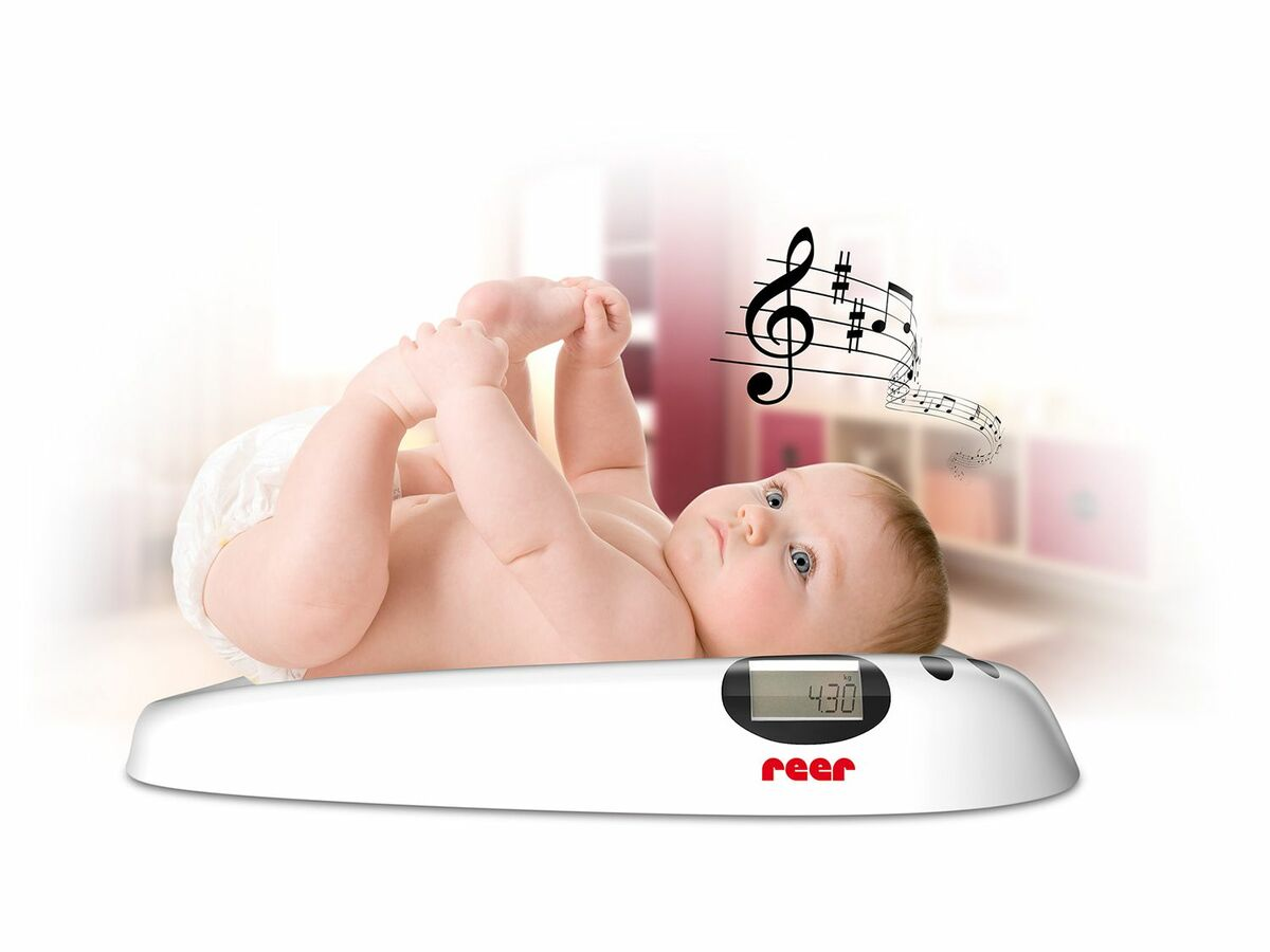 Bild 2 von Reer Babywaage mit Musik