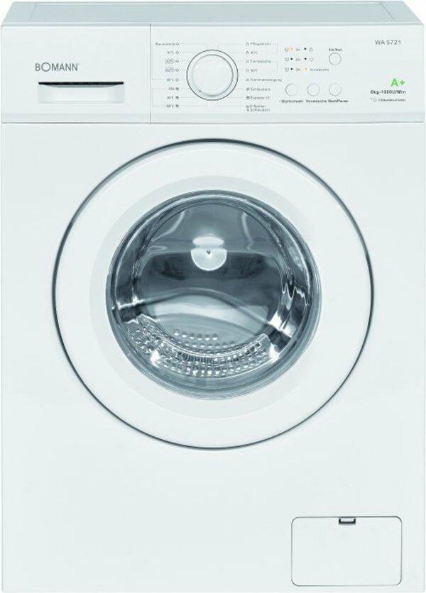 Bomann Waschmaschine WA 5721