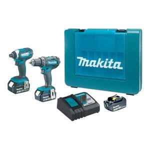 Makita Akkugeräte-Set DLX2127X1