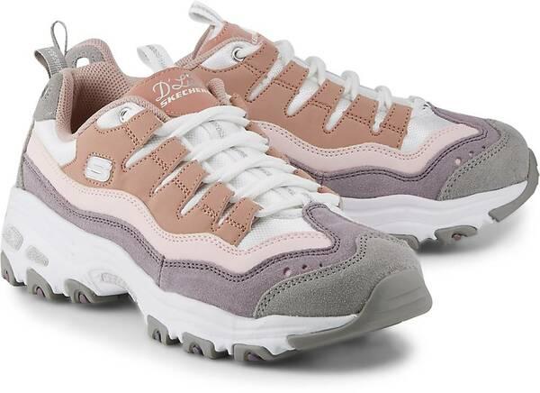 günstige Preise Angebot ästhetisches Aussehen D'lites Sure Thing von Skechers in rosa für Damen. Gr. 37,38 ...