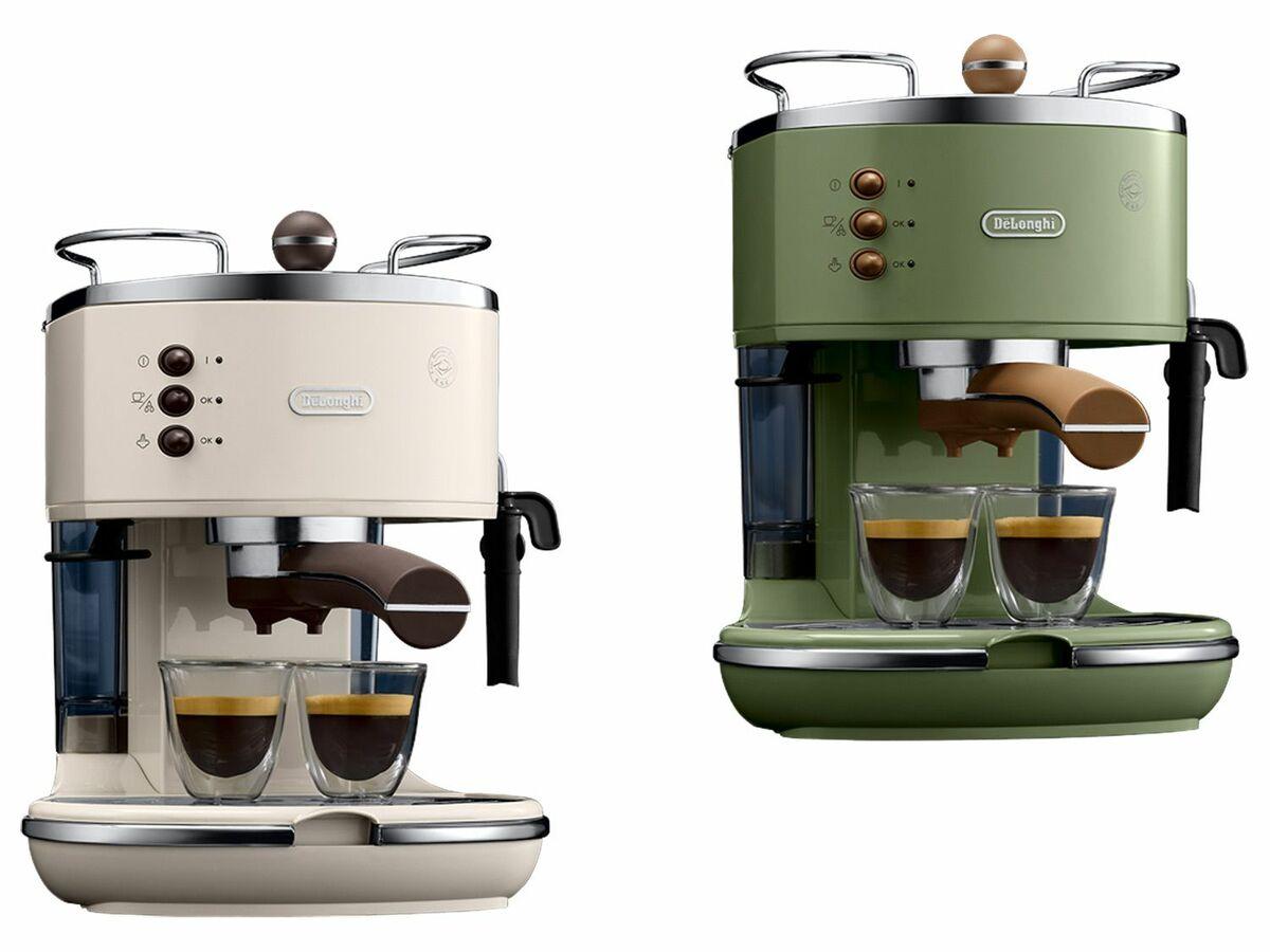 Bild 1 von Delonghi Espresso Siebträgermaschine ECOV311