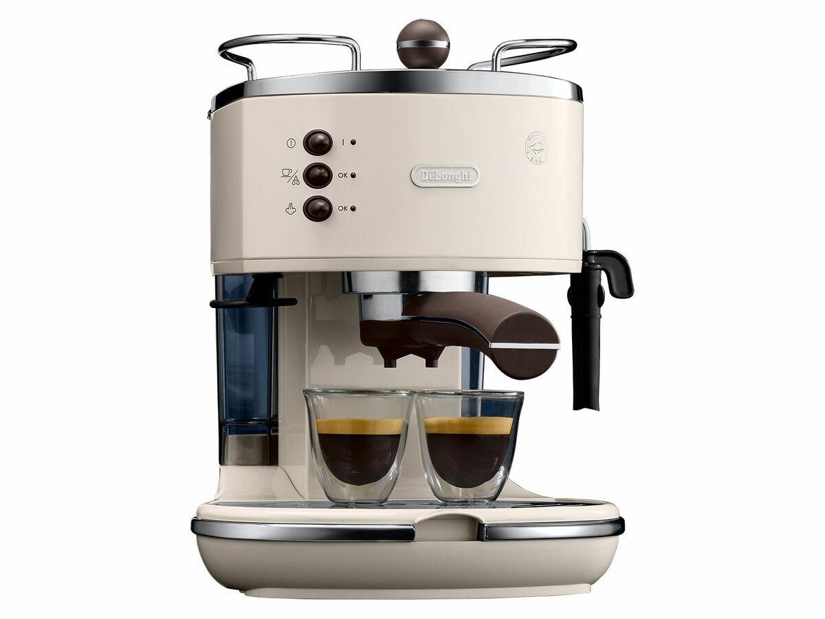 Bild 2 von Delonghi Espresso Siebträgermaschine ECOV311